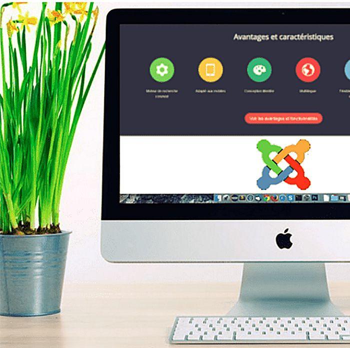 Création de site Internet Joomla dans le Var